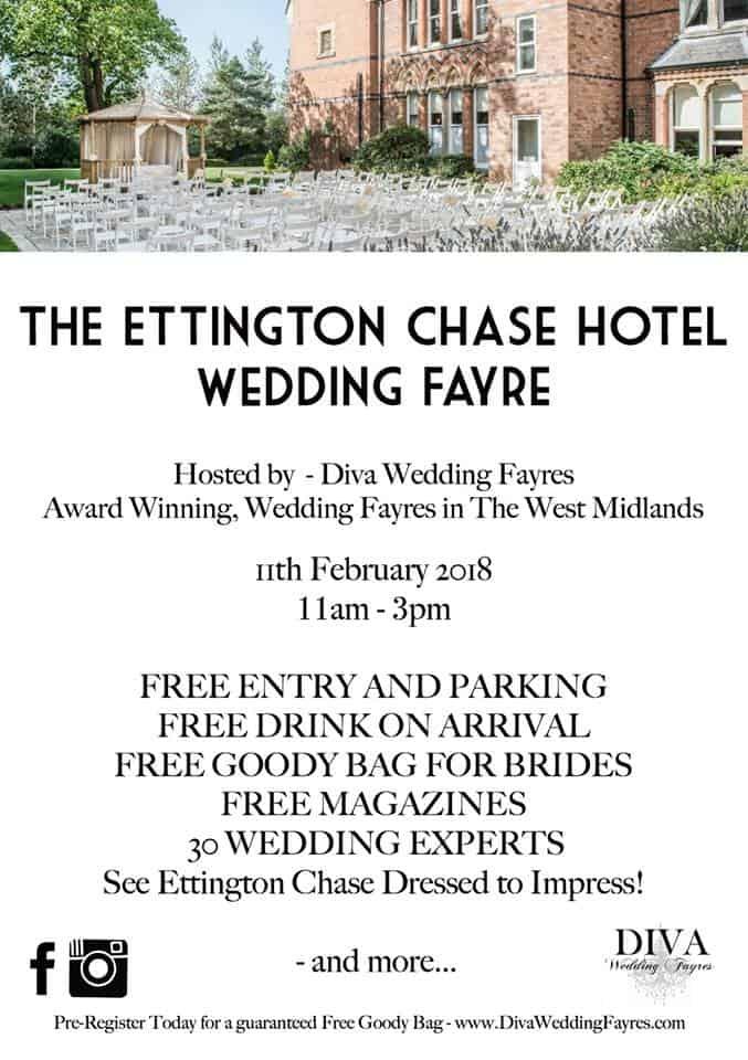 Ettington Chase Wedding Fayre, Photographer, Warwickshire, Stratford-upon-Avon