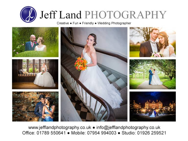 Special Offer on Wedding Photography