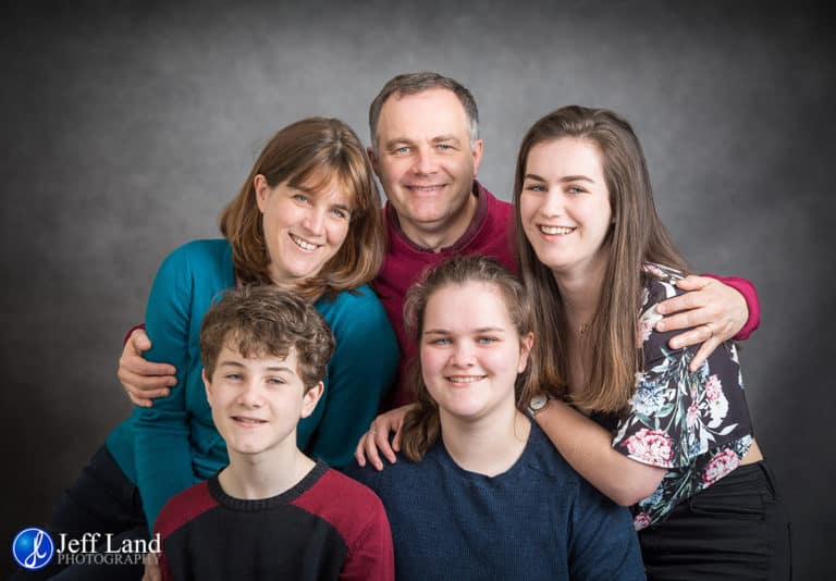 Outstanding Family Portrait Photographer Stratford upon Avon
