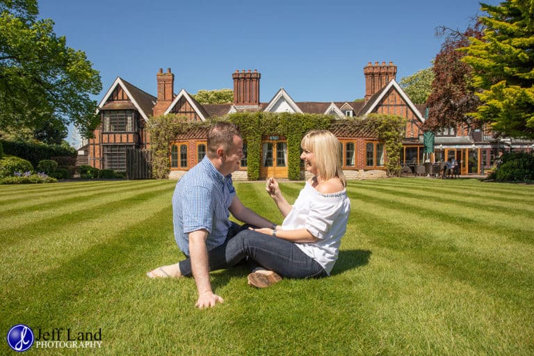 Read more about the article Amy & Stuart Superb Summer Pre Wedding Shoot