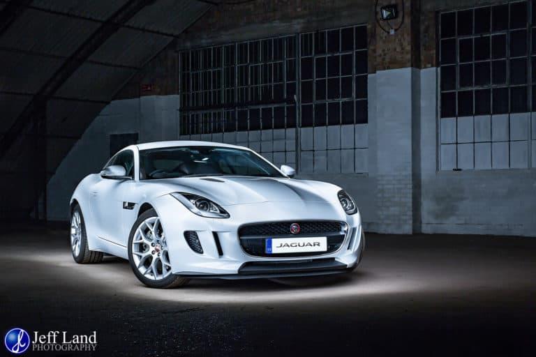 Professional Luxury Car Photographer – Jaguar F-Type