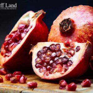 Pomegranate, Studio, Photographer Warwickshire, Warwick, Photographer, Stratford-upon-Avon, Food & Product Photography, Leamington Spa, Kenilworth