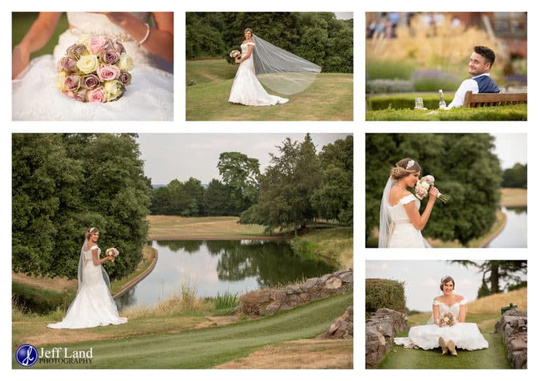 Beautiful Wedding Photography at the Welcombe Hotel