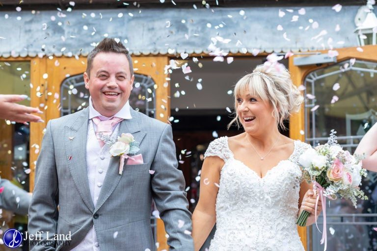 Amy & Stuart – Macdonald Alveston Manor