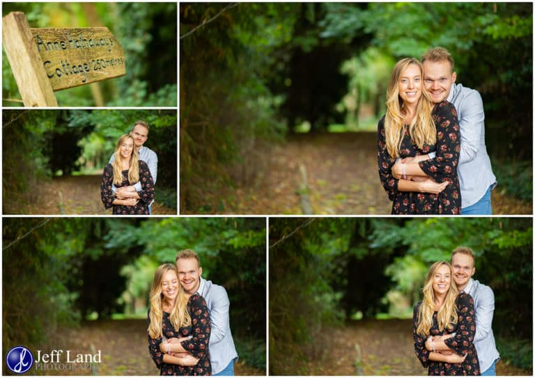 Ben & Sam's Beautiful Pre Wedding Shoot