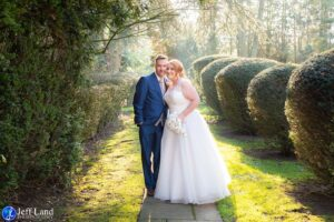 Special Valentines Day Wedding at Ansty Hall