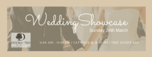 Excellent Wedding Showcase at DoubleTree by Hilton