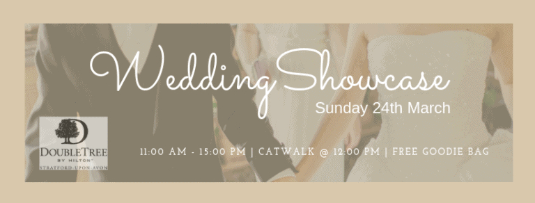 Read more about the article Excellent Wedding Showcase at DoubleTree by Hilton