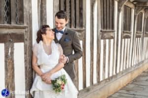 Wonderful Winter Wedding in Stratford upon Avon