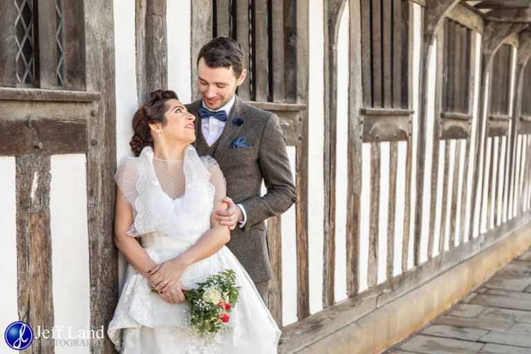 Wonderful Winter Wedding in Stratford upon Avon