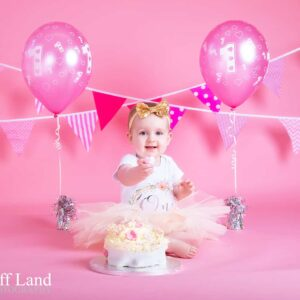 Cake Smash, Portrait, Photographer