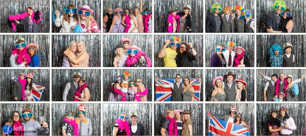 Photo Booth, Cotswold, Wedding Photography, Charingworth Manor, Chipping Campden