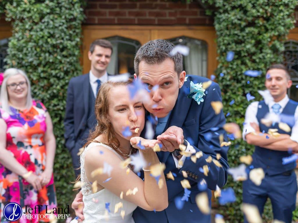 Macdonald Alveston Manor Wedding Photographer