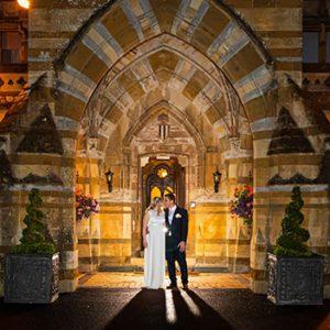 Ettington Park Wedding Photographer
