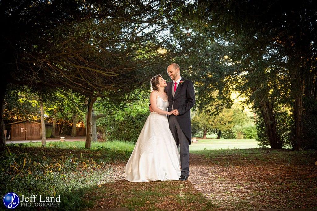 Walton Hall Creative Wedding Photographer