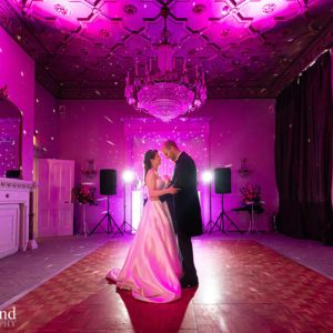 Walton Hall First Dance