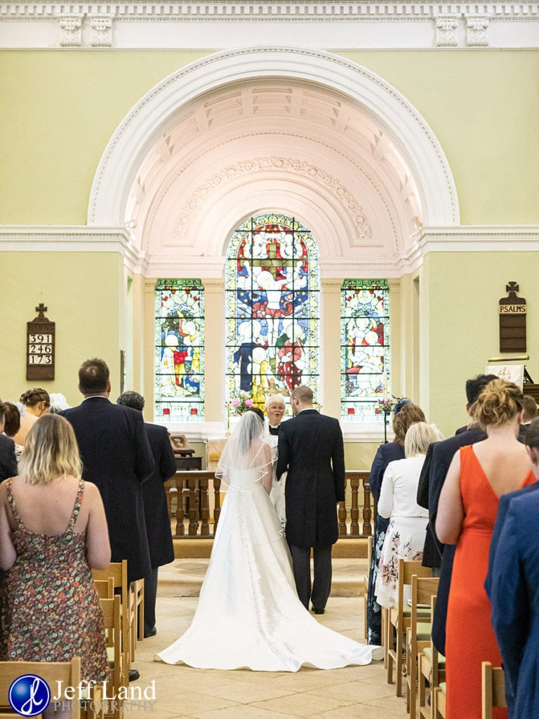 Wedding Ceremony Walton Hall