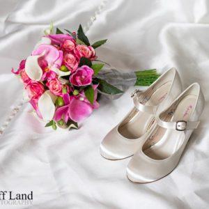 Wedding Shoes Walton Hall