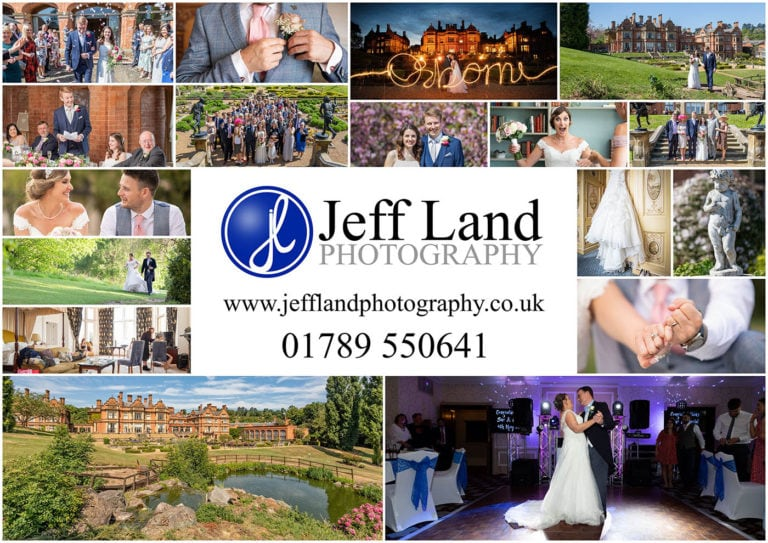 Sensational Wedding Fayre at the Welcombe Hotel Stratford upon Avon
