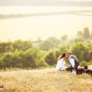 Pre Wedding Shoot, Burton Dassett Hills
