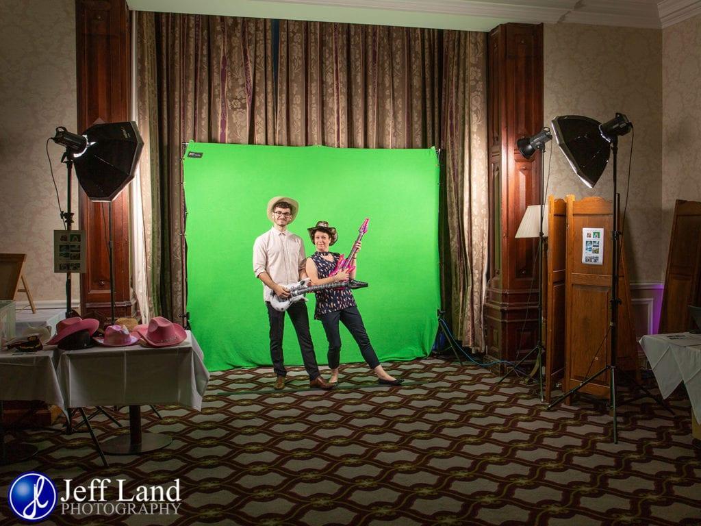 Photo Booth, Open Air, Stratford upon Avon, Warwickshire