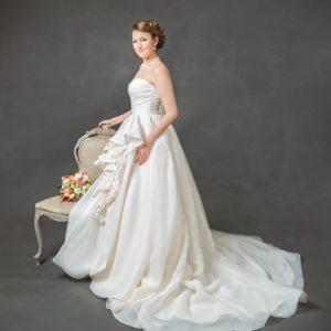 Studio Photographer, Bride Portrait