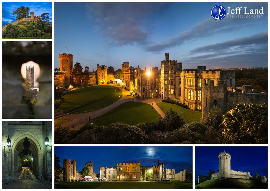 Warwick Castle, Wedding & Events Photography