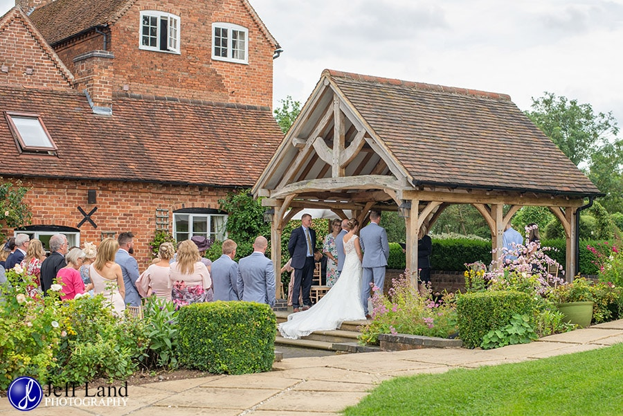 Wethele Manor Wedding Orchard Bothy