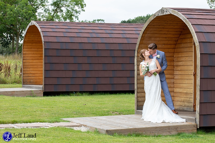 Wethele Manor Wedding Glamping Pod