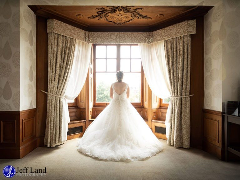 Outstanding Wedding Photographer at the Wood Norton Hotel