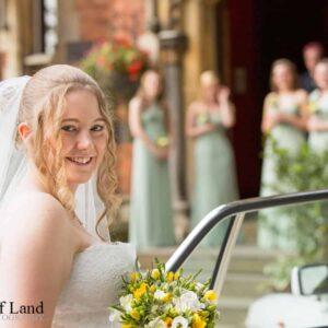 The Bride, Brownsover Hall Hotel, Wedding Photographer