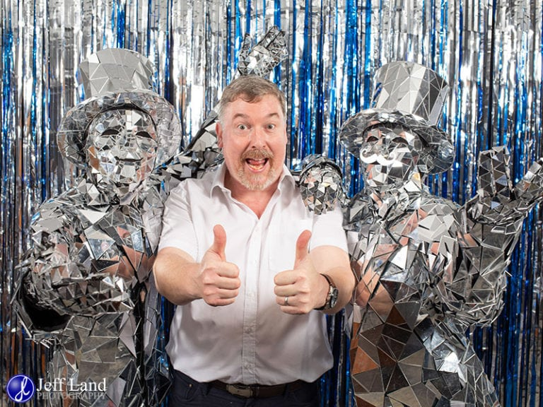 Unique Full-Size Photo Booth Hire – Ideal for Corporate Events & Weddings