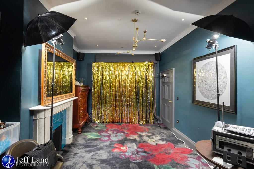 Manned, Open Air, Photo Booth, Hotel Du Vin, Stratford upon Avon, Warwickshire