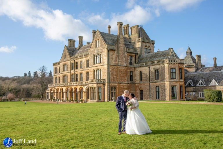 Rache & Nigel Big Winter Wedding at Walton Hall