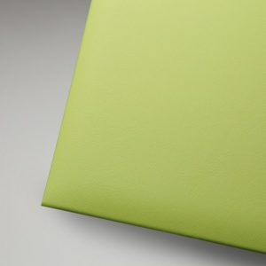 Leather Apple Green