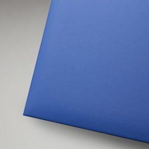 Leather Cobalt Blue