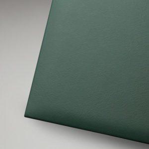 Leather Dark Green