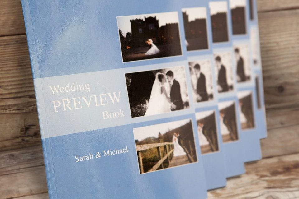Softcover Preview Book
