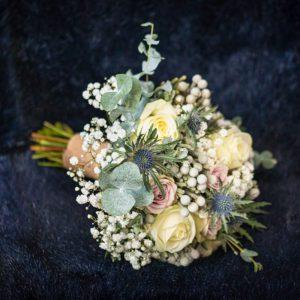Bouquet, Wedding Photographer, Stratford upon Avon, The Bell, Alderminster, St. Mary's Church, Wimpstone