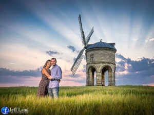 Amazing Pre-Wedding Shoot at Chesterton Windmill