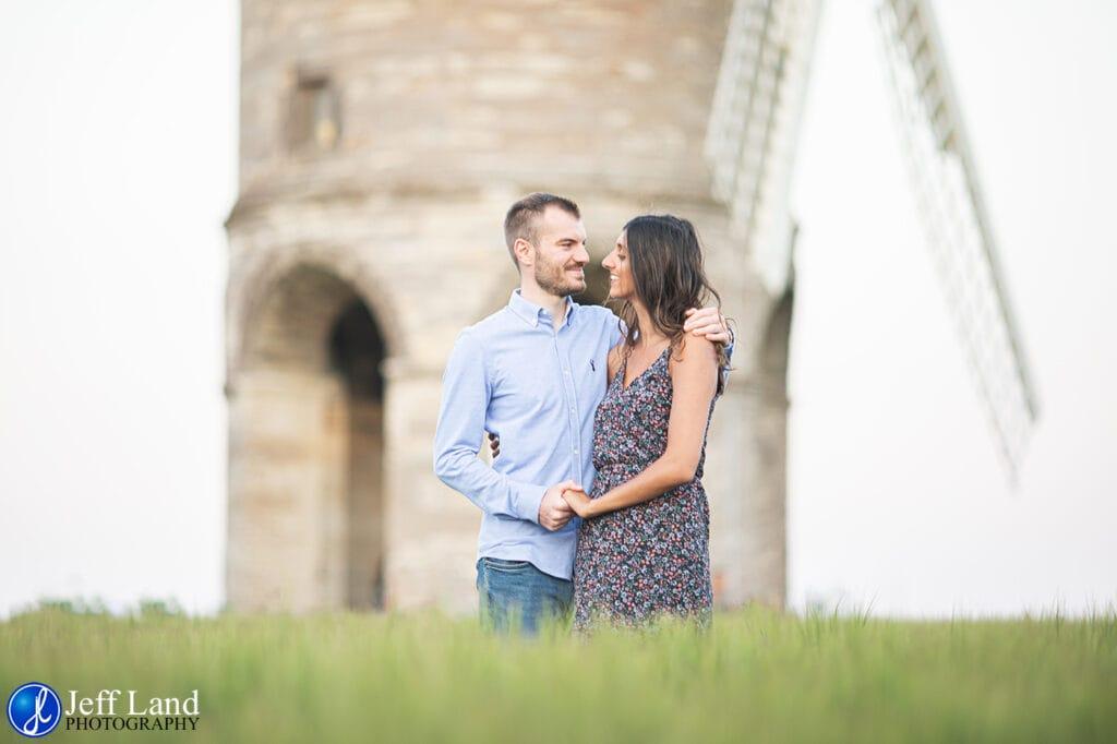 Pre-wedding Shoot, Engagement, Wedding, Photographer, Warwickshire, Chesterton Windmill, Sunset, Photography, Leamington Spa, Warwick