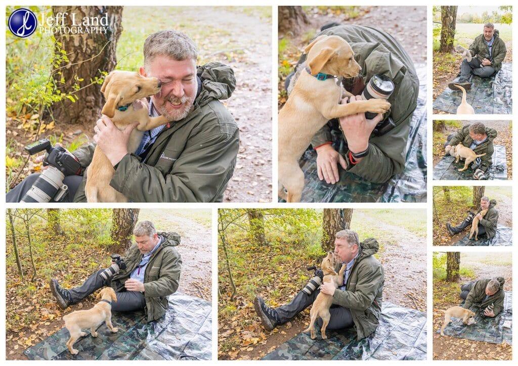 Jeff Land Dog Portrait Photographer based in Stratford upon Avon