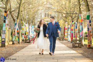 Stunning Little Winter Wedding in Stratford upon Avon