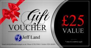 Photography Gift Voucher Stratford upon Avon
