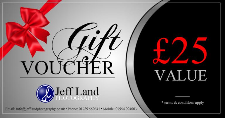 Read more about the article Photography Gift Voucher Stratford upon Avon