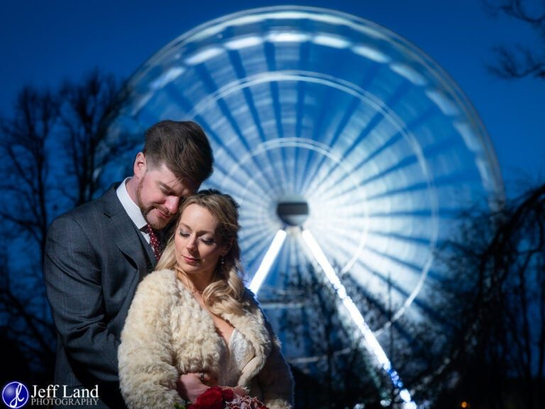Read more about the article Beautiful Winter Wedding in Stratford upon Avon