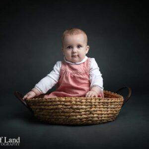 Warwickshire Baby Portrait Photographer based in Stratford upon Avon