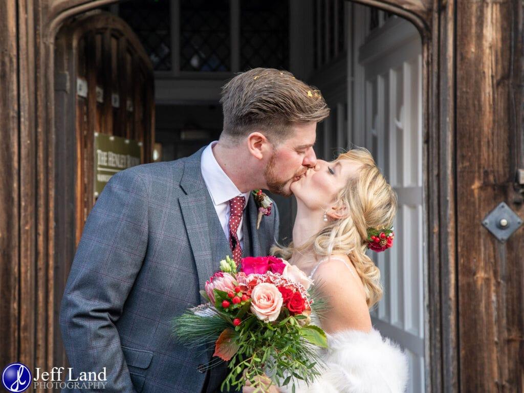 Just Married The Henley Room Stratford upon Avon, Warwickshire