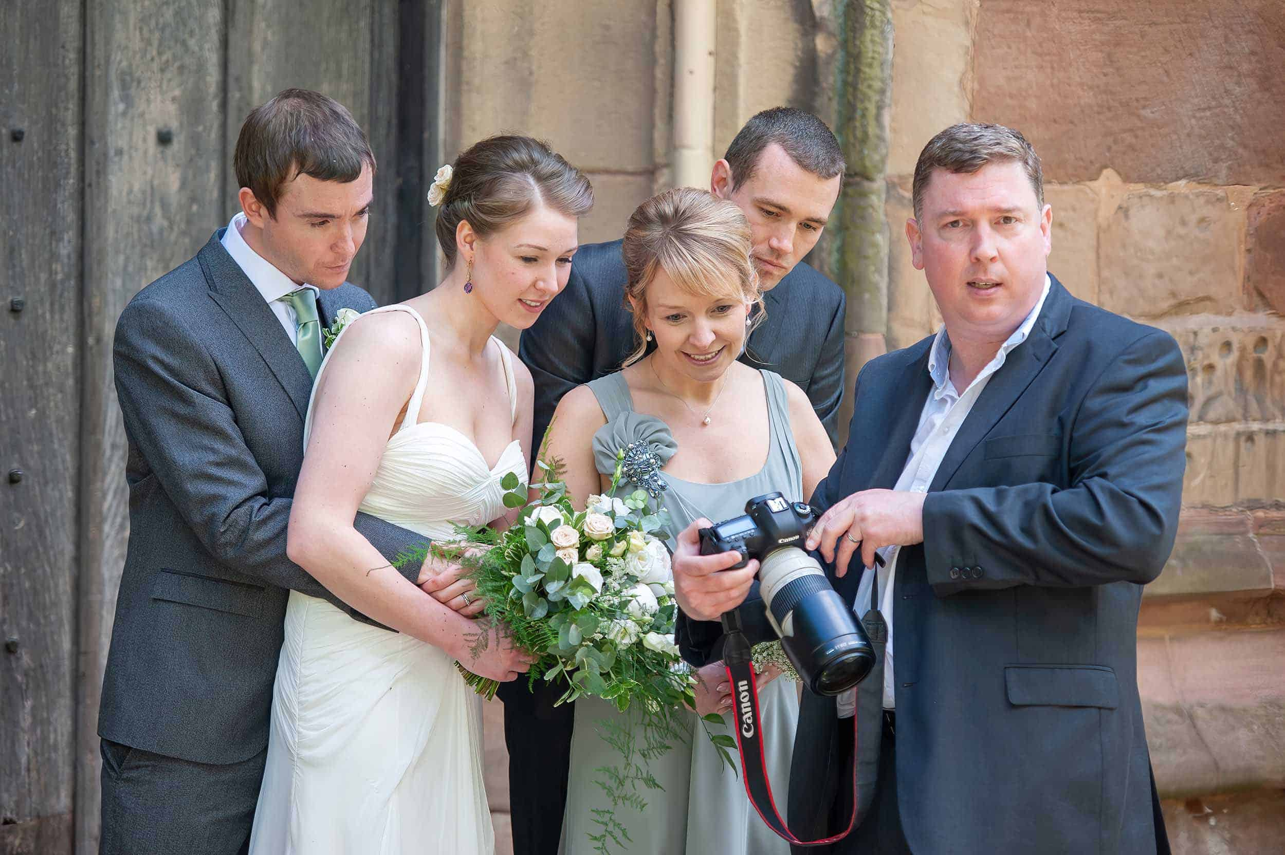 Jeff Land Wedding Photographer based in Stratford upon Avon, Warwickshire