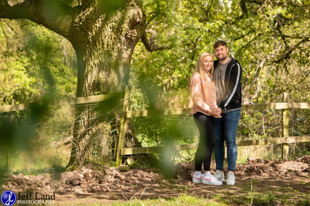 Pre Wedding Photography at Gorcott Hall in Redditch